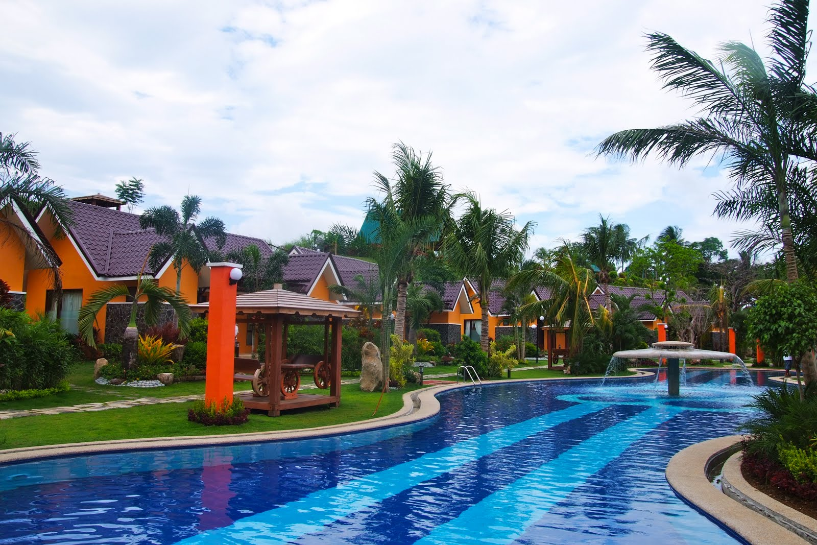 88 Hotspring Resort and spa: Review of Divine from Malvar