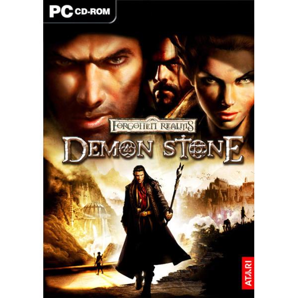 Forgotten%2BRealms%2BDemon%2BStone Forgotten Realms: Demon Stone