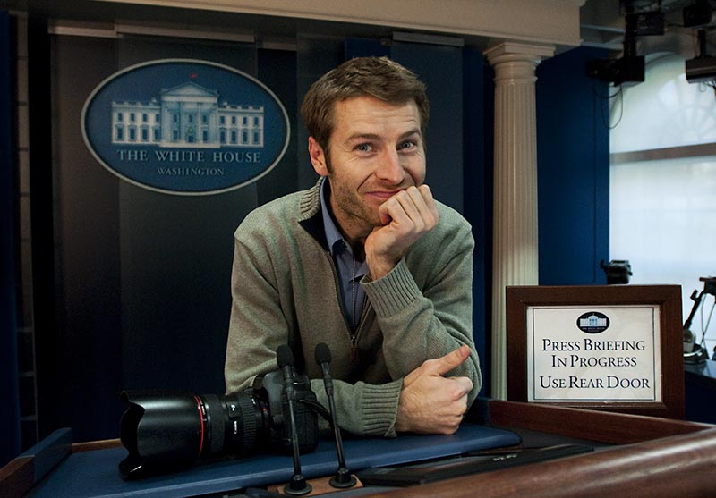 DC Photography | White House Interview