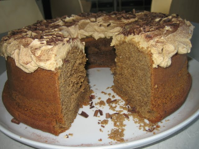Hummingbird Bakery Coffee Cake Recipe