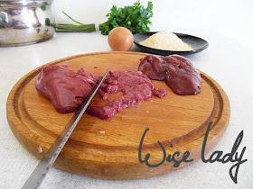 Hungarian Cook: Liver noodles (or liver dumplings)