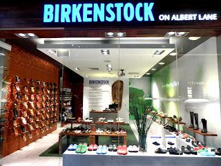 Birkenstock brisbane city