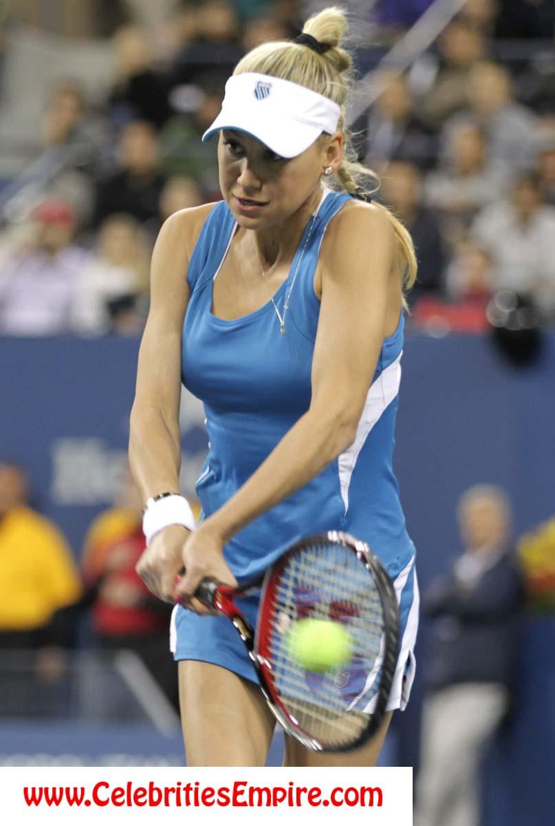 Sexy Tennis Player Video