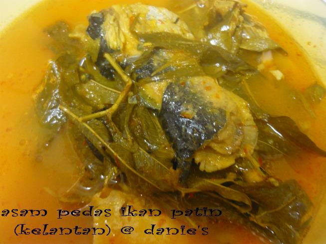 Ikan Talapia Masak Asam Pedas / Lebih lebih lagi jika ianya dimasukkan sekali kacang kalau