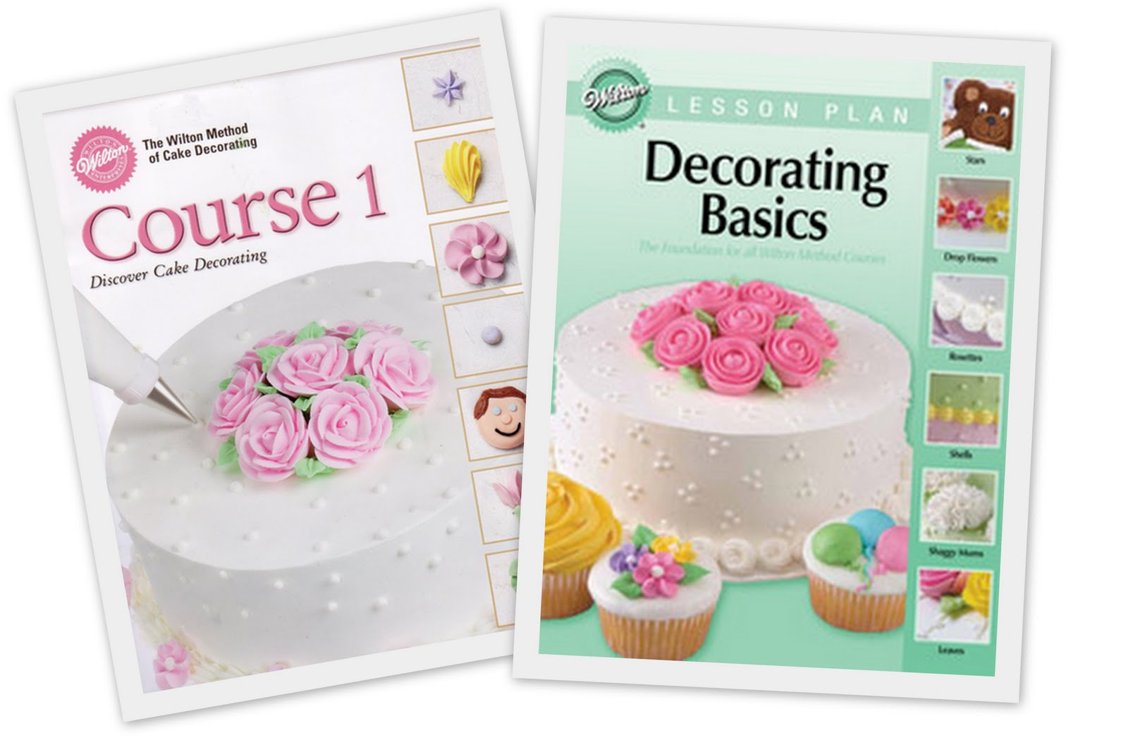 Baking And Caking For Beginners Decorating Basics Wilton