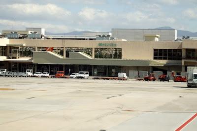 Malaga, Spain airport