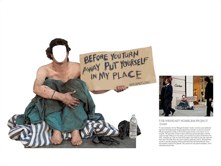 Weingart Homeless Project | All Social Ads