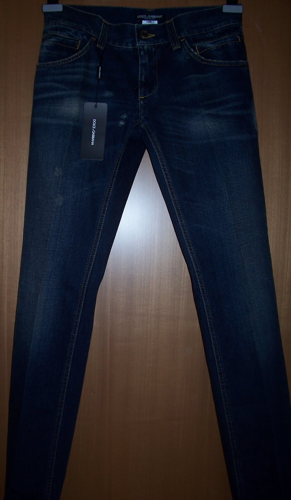 My Jeans Collection  Dg 14 Gold Dark Blue Jeans New Collection