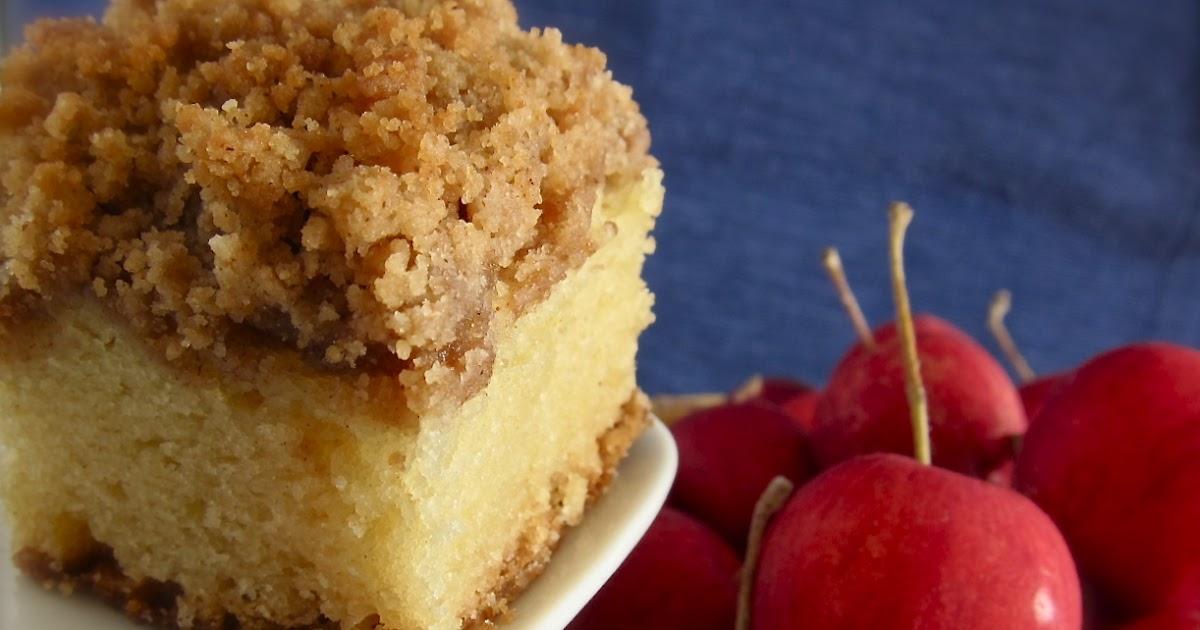 Arctic Garden Studio New York Style Crumb Cake From Baked