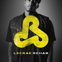Lecrae Rehab album artwork with yellow symbol >> Image