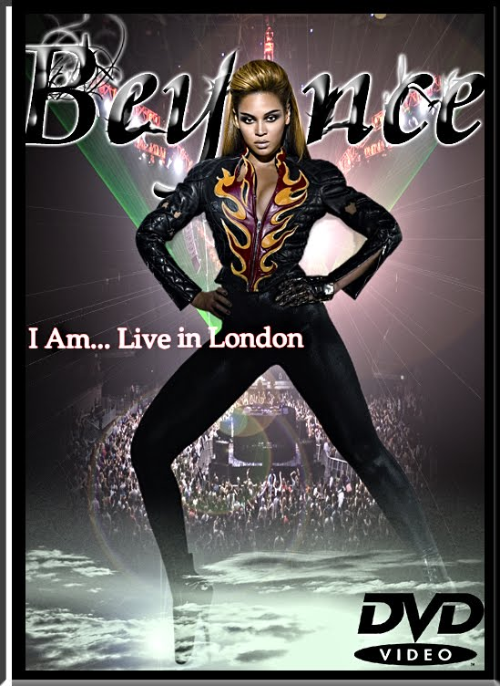 beyonce live dvd