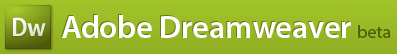 Adobe Dreamweaver CS4 beta - download