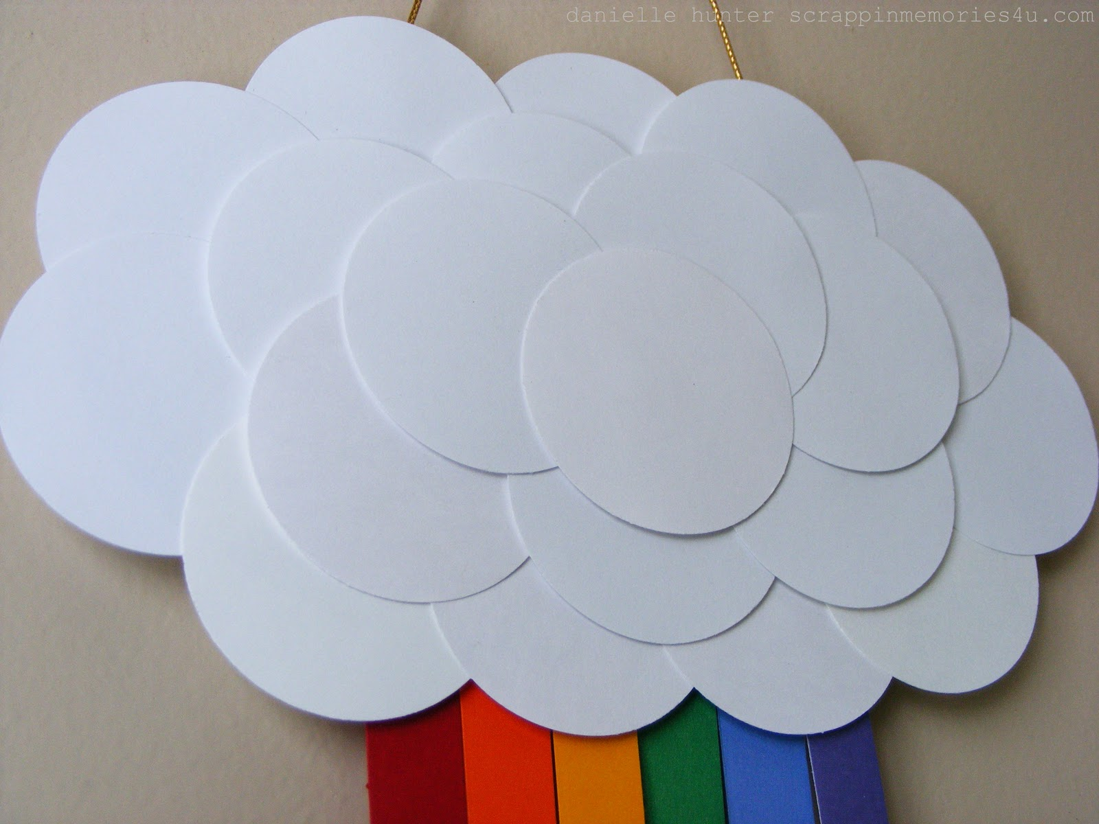 Snap Scrap Kids Craft Idea Paper Rainbow For St Patrick S Day