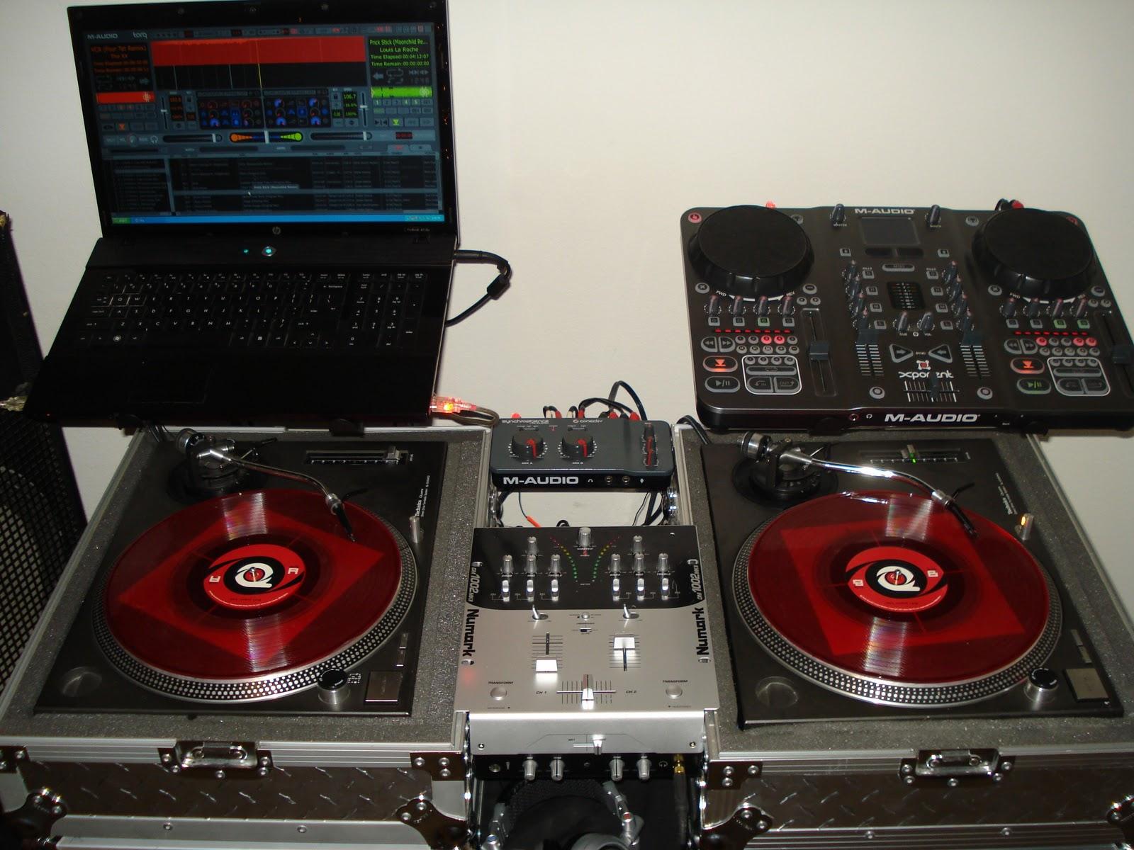 music for those who know the main dj setup. Black Bedroom Furniture Sets. Home Design Ideas