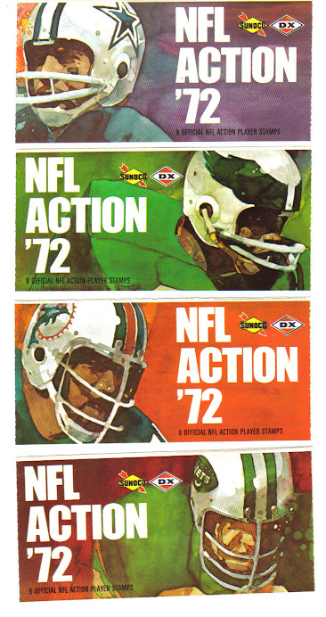 1972 Sunoco Stamps: A Little History