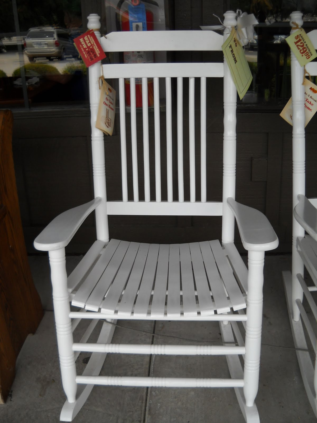 Find great deals on eBay for cracker barrel rocking chair. Shop with confidence.