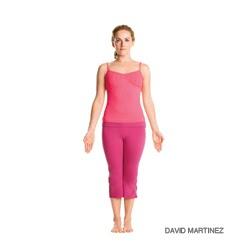 yoga Ásana tadásana