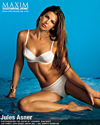 Jules asner bikini