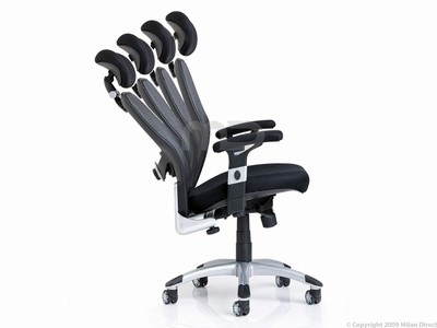 Heavy Duty Ergonomic Office Chair Stool Weight Capacity