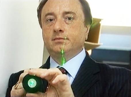 """Futurix: Fabrizio Tamburini, il nuovo """"Marconi"""" da Nobel"""