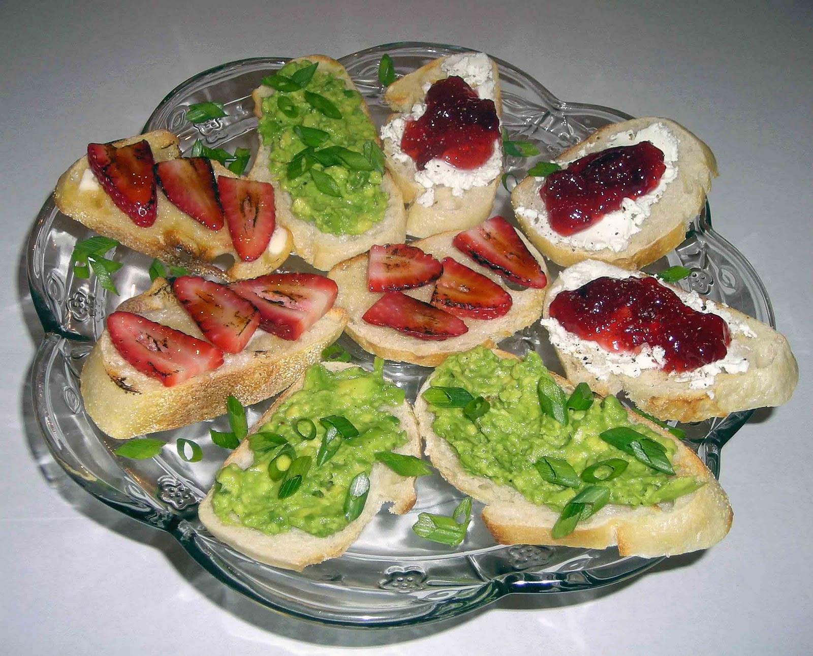 My Carolina Kitchen: Easy Appetizer Recipes