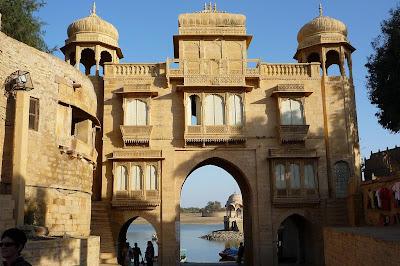 Jaisalmer, la dorée : les temples Jains et le Thar Heritage Museum 12