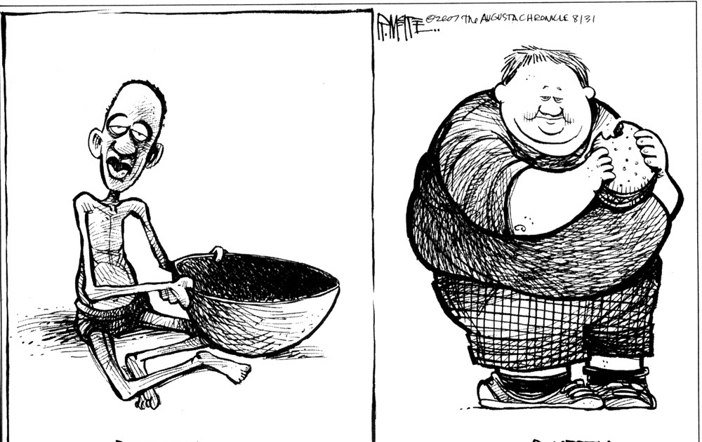 Field Notes from an Evolutionary Psychologist: Obesity