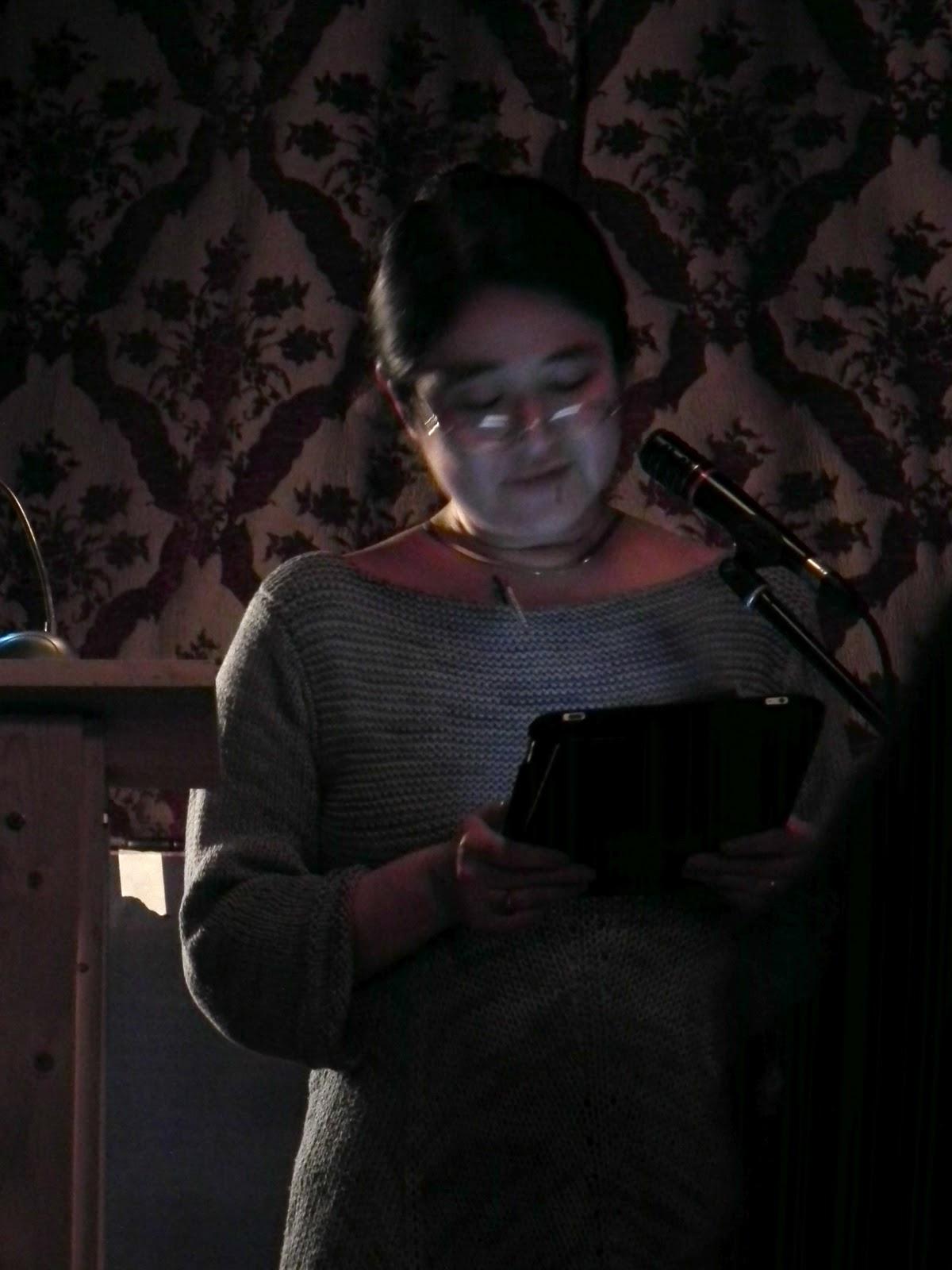 Sci Fi Fan Letter Chiaroscuro Reading Series Bakka To