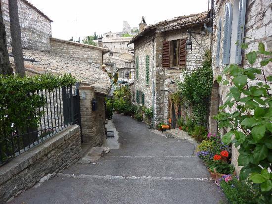 Un soggiorno in italia quattro giorni in umbria e toscana for Soggiorno ad assisi