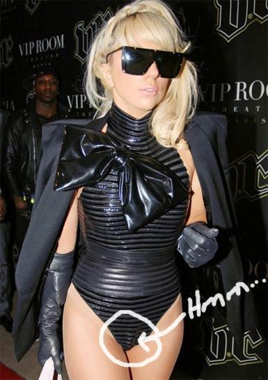 [POZE] E OK! Lady Gaga nu este Lady Gogu!
