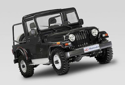 Mahindra Thar Launched in India photos