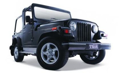 Mahindra Thar Launched in India wallpapers