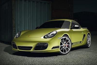2011 Porsche Cayman R images