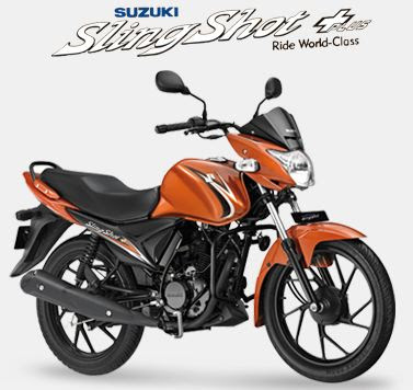 Suzuki Slingshot Plus india images