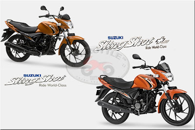 Suzuki Slingshot Plus india pics