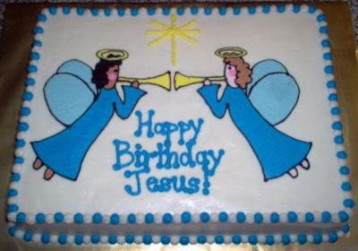 Sensational Happy Birthday Jesus Cakes Personalised Birthday Cards Beptaeletsinfo