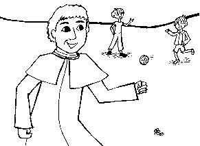 Catholic Vacation Bible School- Kids 4 Jesus