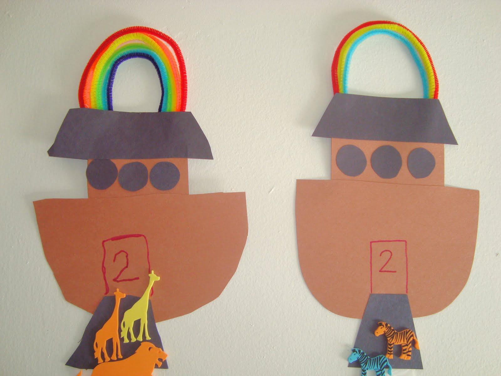 Catholic Icing Noah S Ark Craft Number 2