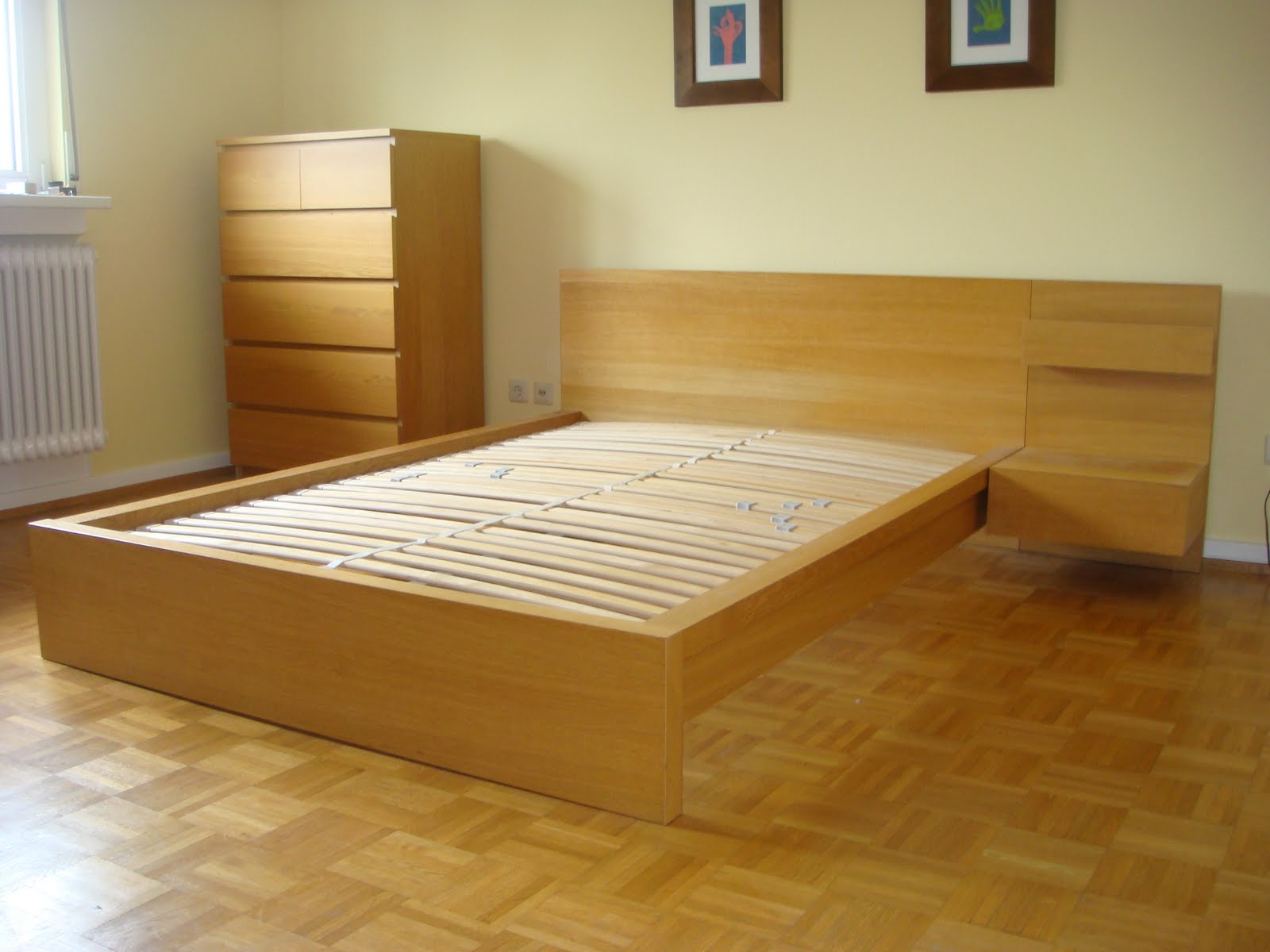 Too Good To Chuck Ikea Bed Malm