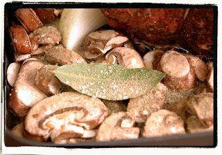 Lori Jean Cooks Pork Roast With Mushroom Gravy Recipe