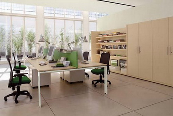 Home Interior And Exterior Design: Office Design Ideas And