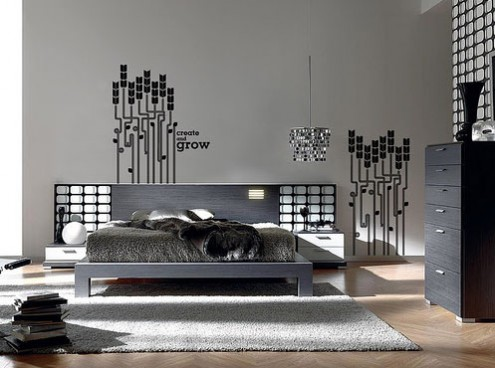 Wall decoration idea