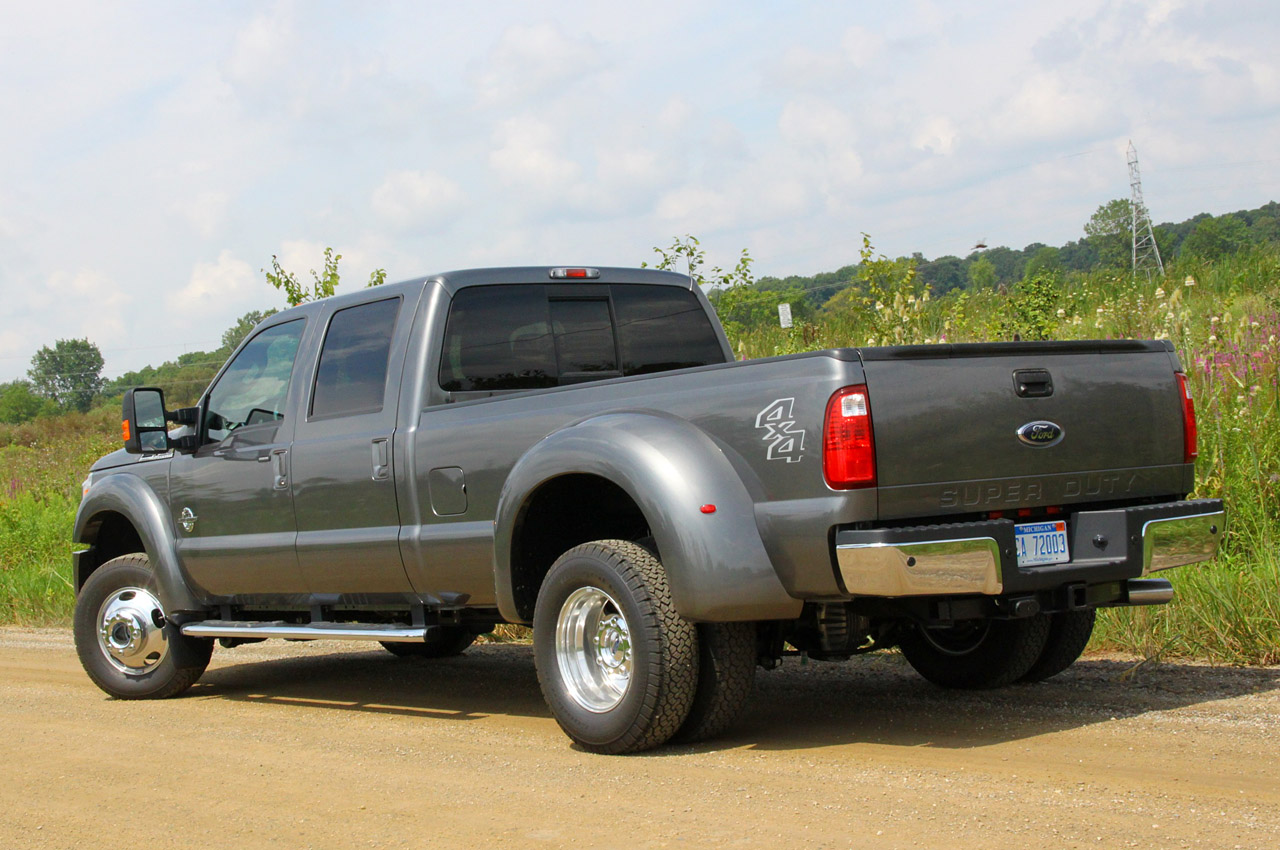 Why Are Trucks So Expensive >> 2012 FORD F-450 SUPER TRUCK LARIAT