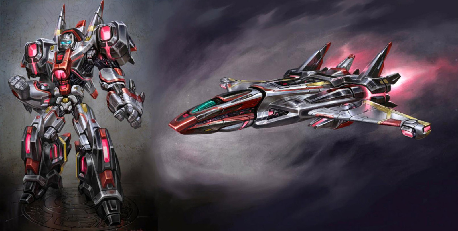 Megatron Transformers Prime Knockout X