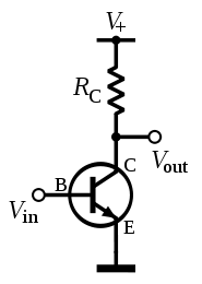 Análisis de circuitos: Fórmulas para calcular ganancia an