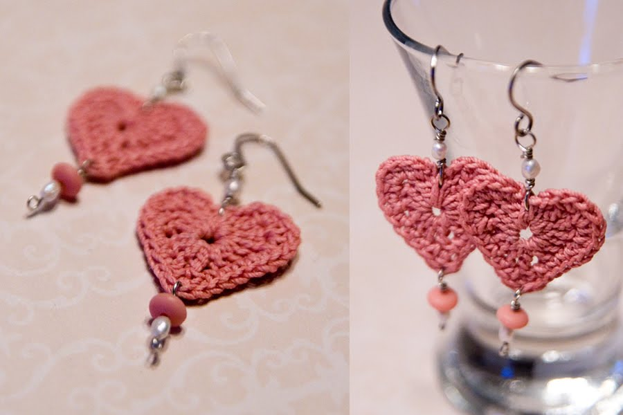 Free Crocheted Earring Patterns Easy Crochet Patterns