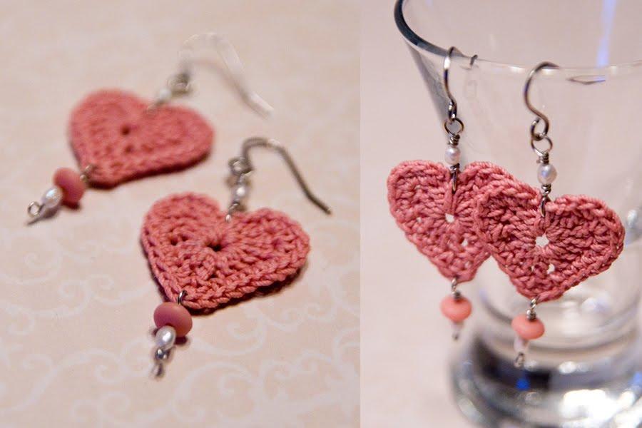 aros on Pinterest | Crochet Earrings, Crochet Necklace and ...