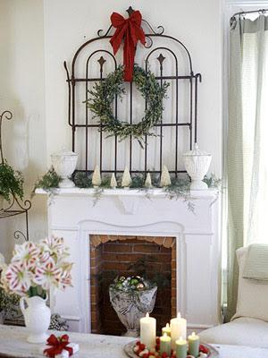 Imaginecozy Creative Ways To Hang A Wreath