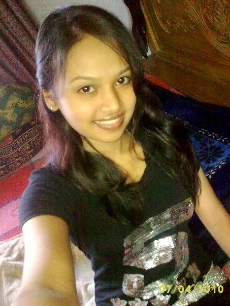 Very Simple Bangladeshi Girl.
