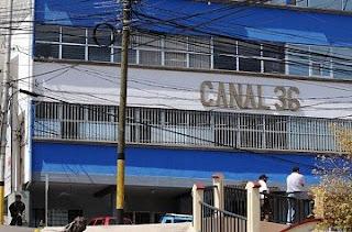 Canal 36 Cholusat Sur